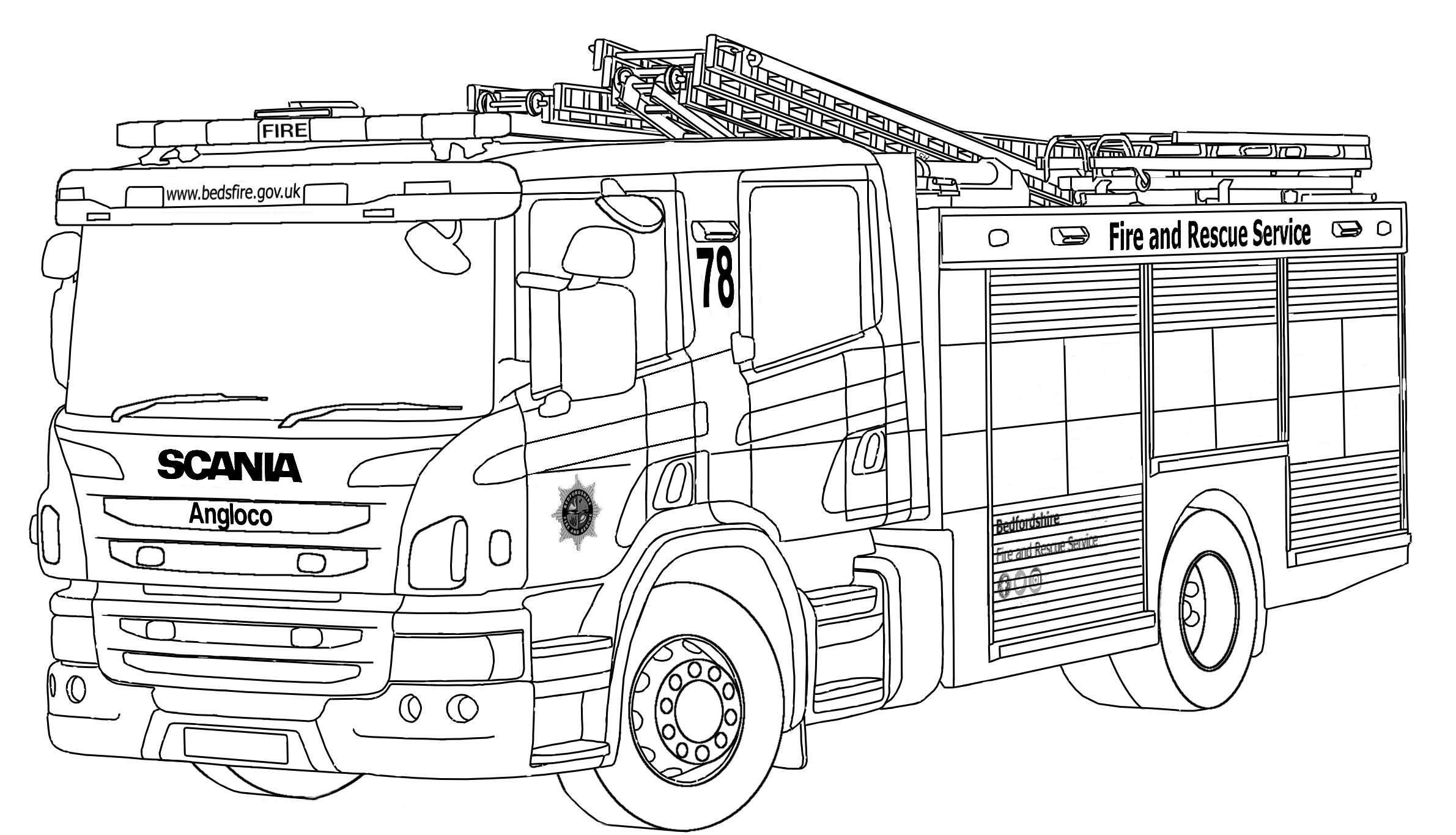 BFRS line drawing completed pump