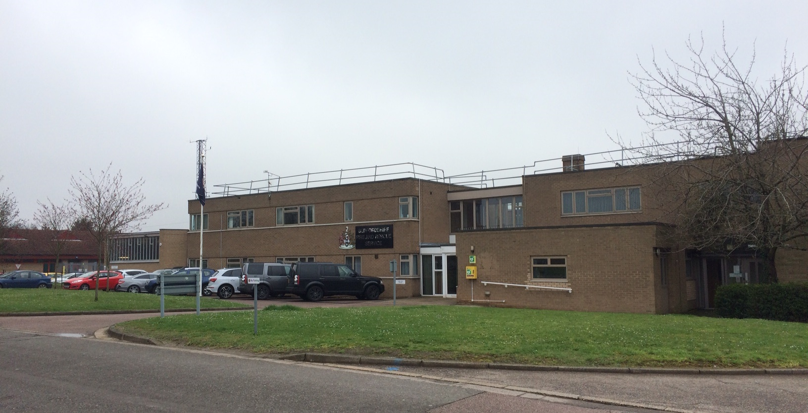 Bedfordshire Fire and Rescue HQ, Kempston, Bedford