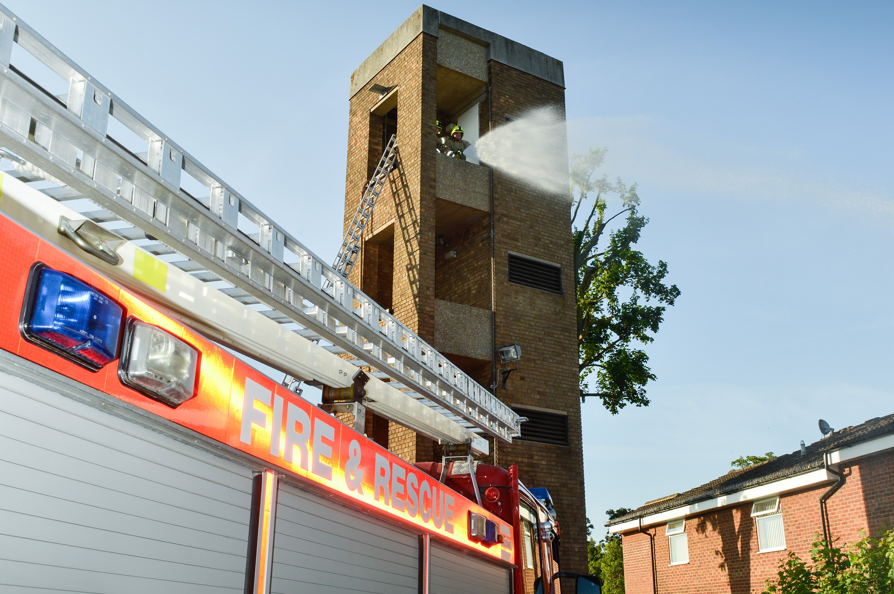 Biggleswade Community fire Station