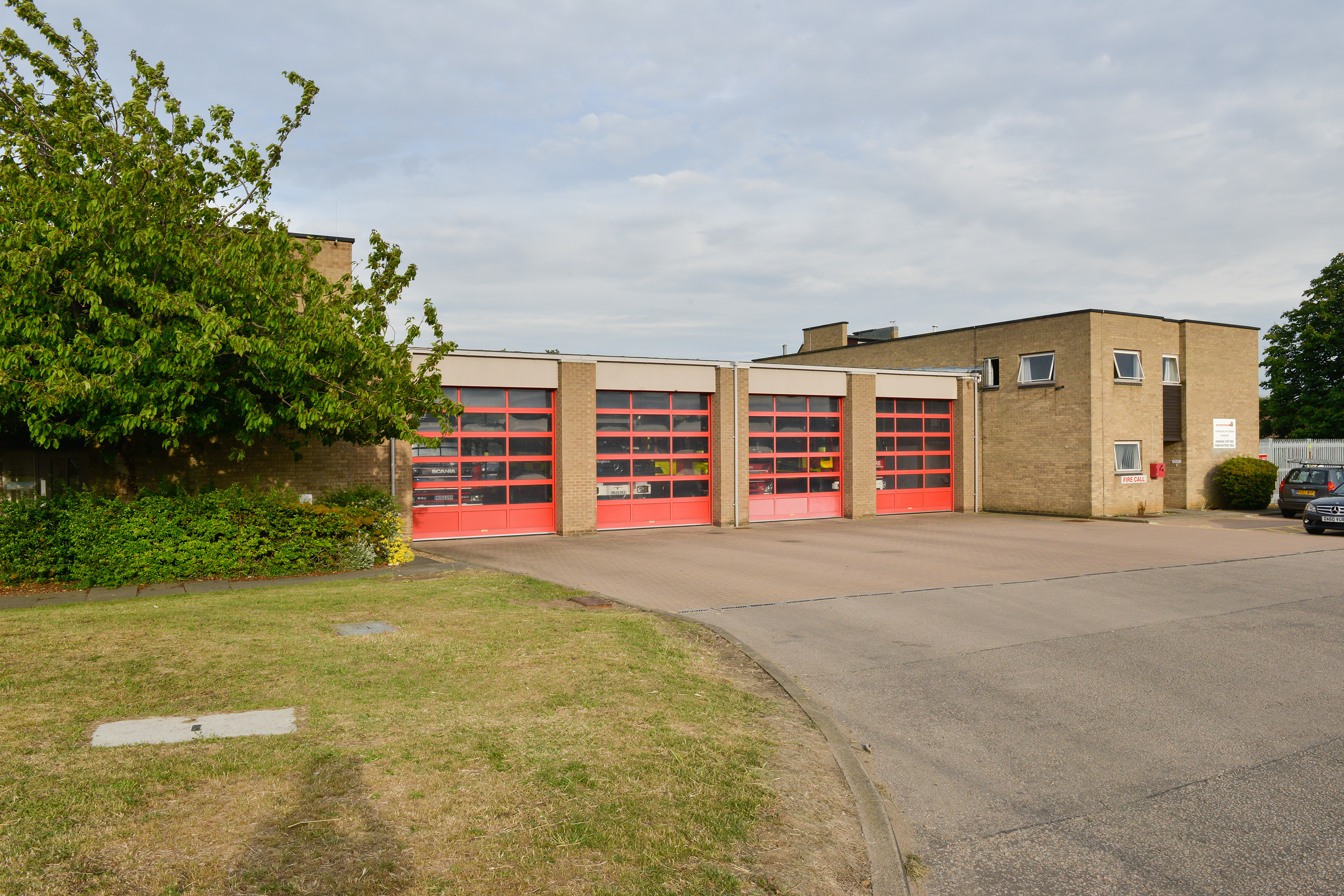 Kempston Community Fire Station