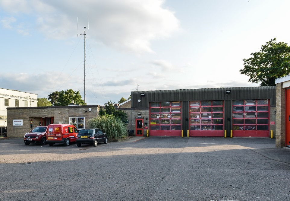 Leighton Buzzard Community Fire Station