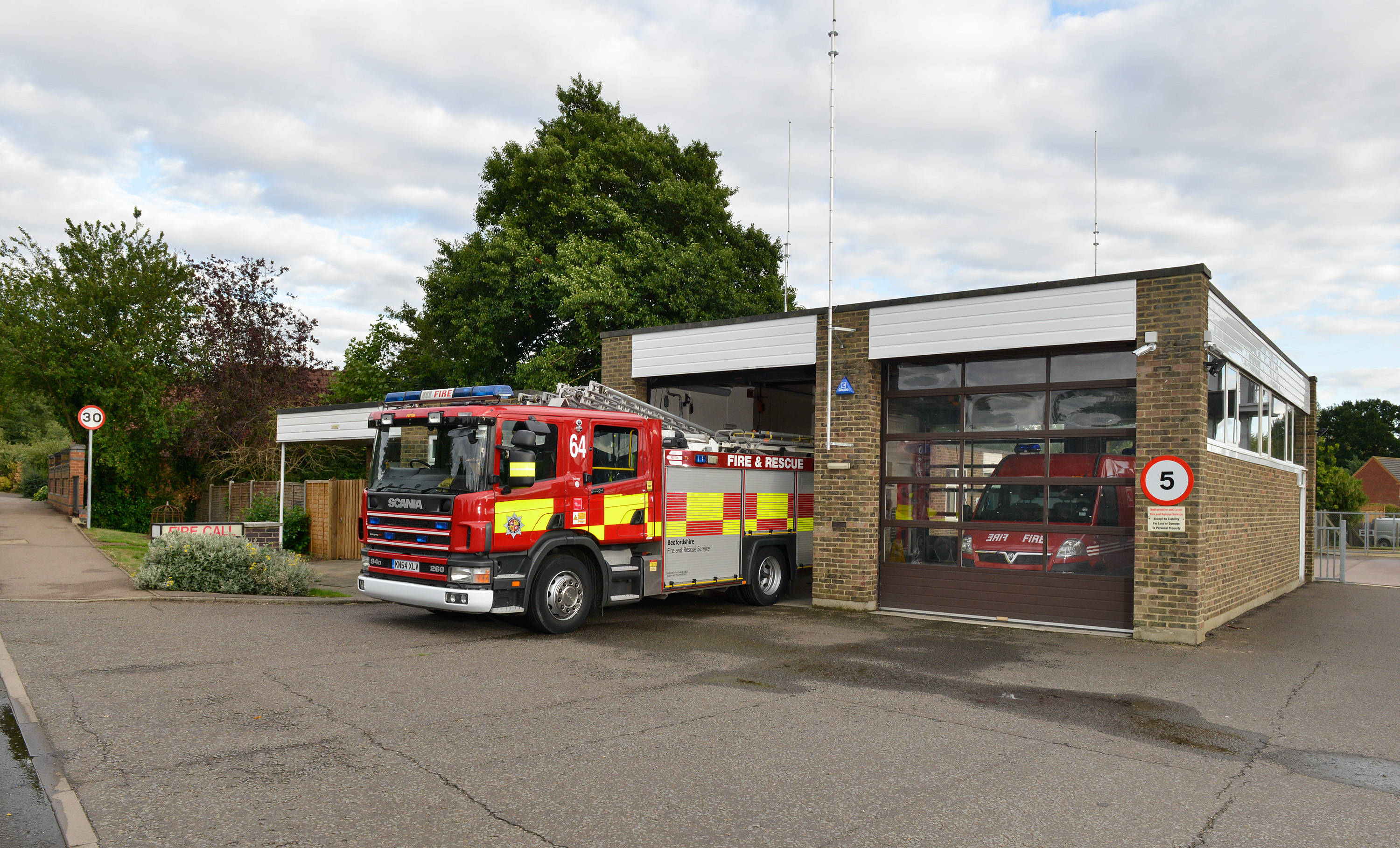 Potton Community Fire Station