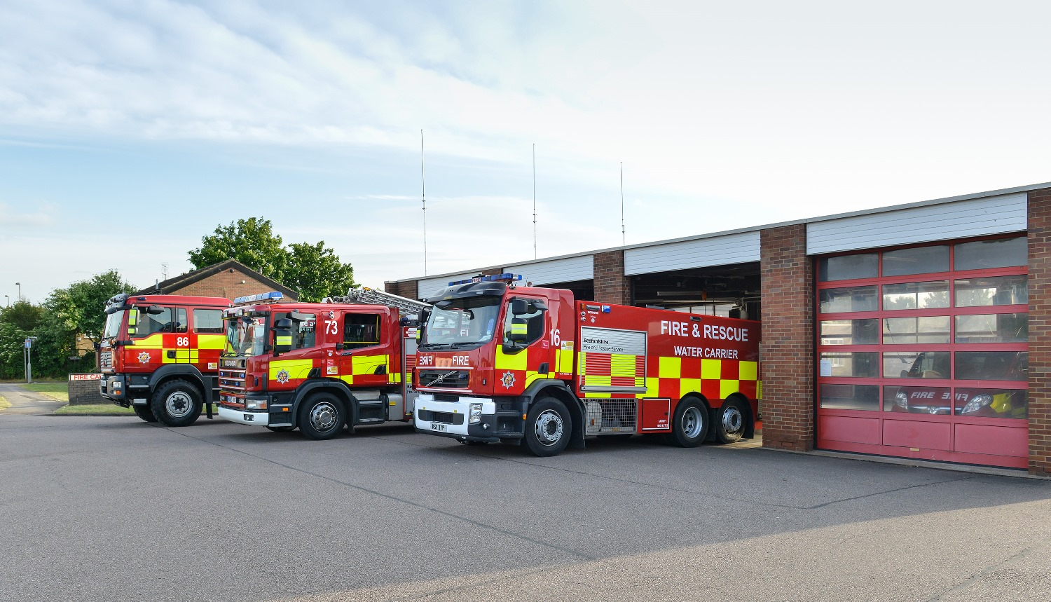 Toddington Community Fire Station